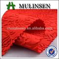 textil mulinsen 2014 caliente venta de nuevo producto de punto de poliéster 3d de buceo en relieve tela de la ropa en walmart