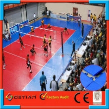 newest design indoor volleyball surface