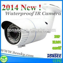 waterproof cctv bullet camera sunview indoor plastic ir dome high image quality mini cctv cmos 1000tvl camera