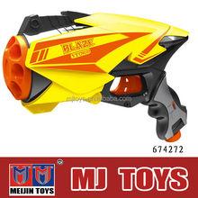 Newest design electric soft bullet gun toy