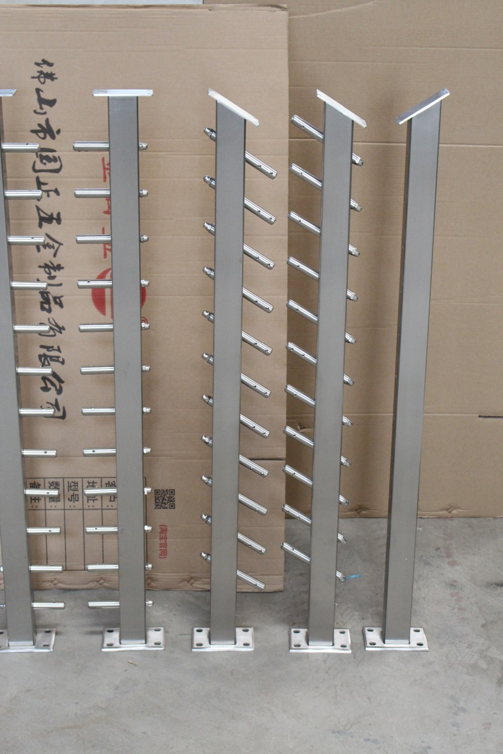 Metal stair handrails product amp tools