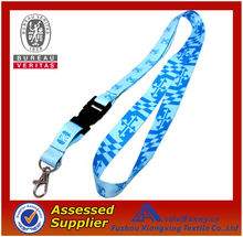 Blue Lanyard Crab and Maryland Flag Route One Apparel Lanyards Large