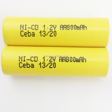 ni-cd aa 700mah 7.2v batteries