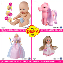 2014 New Design Real Baby Doll with IC Hotsale PVC Baby Doll for children EN 71 Baby Doll