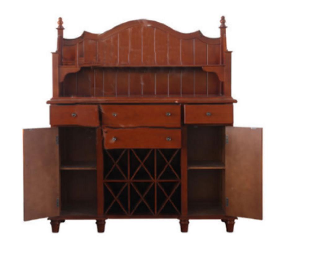 Antike chinesische whisky display möbel wohnzimmer sideboard wj 8188 10 blau und weiß 14045161 cm