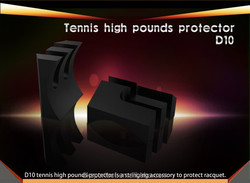 D10 Tennis high pound protector/stringing accessories