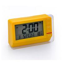 Puning Plastic desktop table led digital alarm clock for promotion