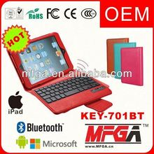 leather case and keyboard tablet