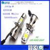 2015 New Round integrated design 25W 2800Lm High power car COB-sided light LED auto headlight
