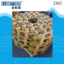 bulldozer and excavator undercarriage spare parts track link D85 SK330