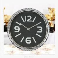 quartz iron silent wall decoration clock movement