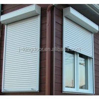 metal roll up windows