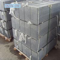 G654 Padang Dark cheap grey granite kerbstone curb