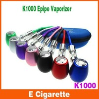 Best selling e cigarette Kamry K1000 e pipe mod kit best epipe 9 colors electric smoking pipe