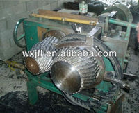 Tire peeling machine/waste tyre recycling