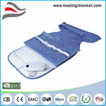 CE GS LED Display Auto-off Cosy Fleece Heating Pad
