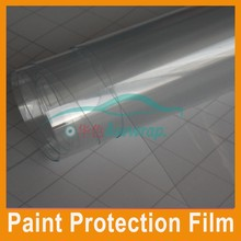 Factory supply high warranty air bubble self-adhesive clear plastic paint protection film