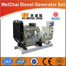 Weifang diesel generator set power electric dynamo battery for electric start generator