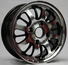 Multi-spoke Alloy Wheel Rims for Car with nails 18*7.5J