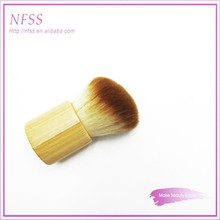 Free sample cosmetic brush makeup brush angle bamboo kabui brush