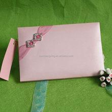 Designer branded europe greeting card for wedding