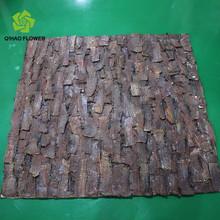 Natural tree bark artificial tree bark decorative bark