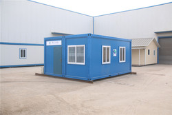 Solid Environmental Friendly Prefab fast container office workshop