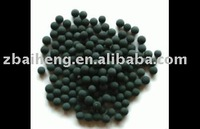 Activated carbon ball for water filter