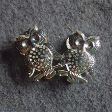 2015 Hot Sale led metal owls wholesale Christmas decoration,christmas Ornament