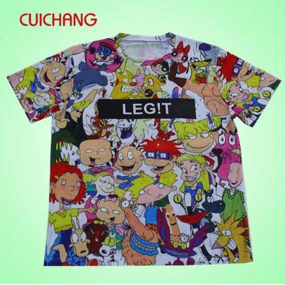 Sublimation t shirt t shirts for sublimation printing for Sublimation t shirt printing companies