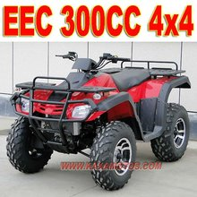 EEC 300cc Cheap 4x4 ATV
