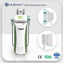 2015 new design cryolipolysis vacuum freeze fat machine / cryolipolysis cool shaping machine