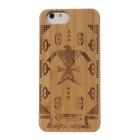 2015 fashion design for iphone 6 wood bamboo case custom laser, slim case for iphone 6s, cheap mobile phone case for iphone 6