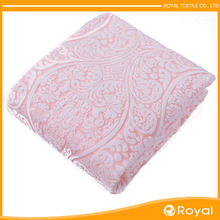 European style Low price Hot selling Cotton Terry Cloth Blanket