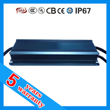 5 years warranty 90W dimming LED driver with constant voltage or constant current output