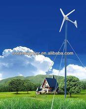 new style !small wind turbine 1000w small wind generator for boat chinese wind turbine