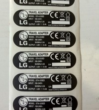 coated paper digital product use self adhesive electronic shelf label