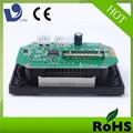decodificador de áudio digital bordo com controle remoto