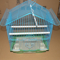 wholesale colorful wire mesh bird cage