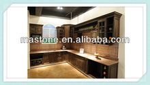 Solid wood kitchen cabinet, kitchen furniture, home furniture