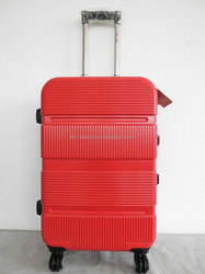 Waterfroof ABS+PC aluminum frame eminent trolley luggage