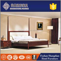 Import Hotel Bedroom Furniture from Foshan China ManufacturerJD-KF-075G