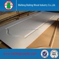 molded hdf veneer door skin wood grain sheet