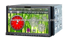Car multimedia navigation system with 3G connector