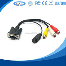 click here and send inquiry vga to rca converter
