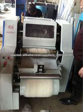 Pequeño Tamaño Carding Lana Machine/ Peinar Machine/ Spinning Machine