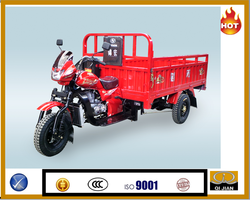 Heavy load 200cc/250cc motorized three wheel motorcycle