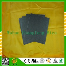 hot selling black mica sheet for heater