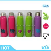 220ml lovely design vacuum water bottle/flask/cup like a pen