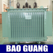 S9 Series three phase 50kva 11kv/0.4kv step up step down transformer